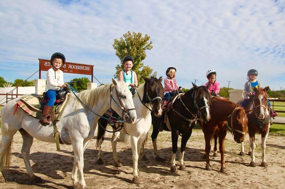 benbrook stables