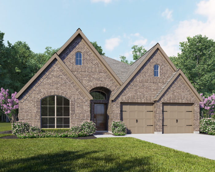 New Fort Worth Home in Ventana
