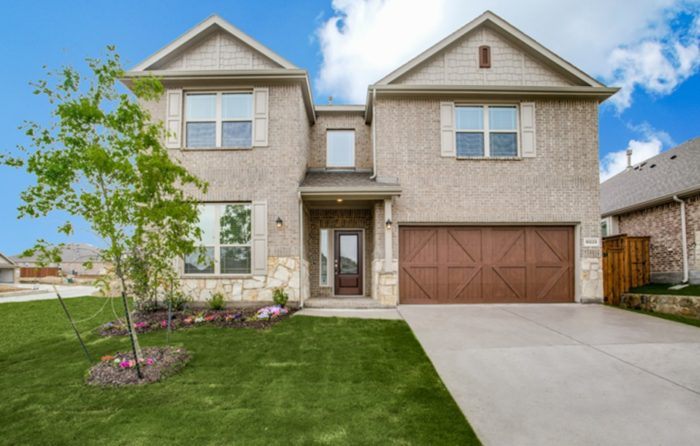new home in Fort Worth Lennar Homes