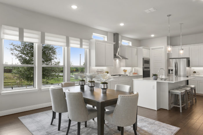 New Home in Fort Worth Trophy Signature Homes