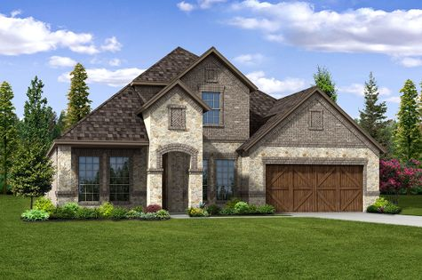 new home in Fort Worth Trendmaker Homes