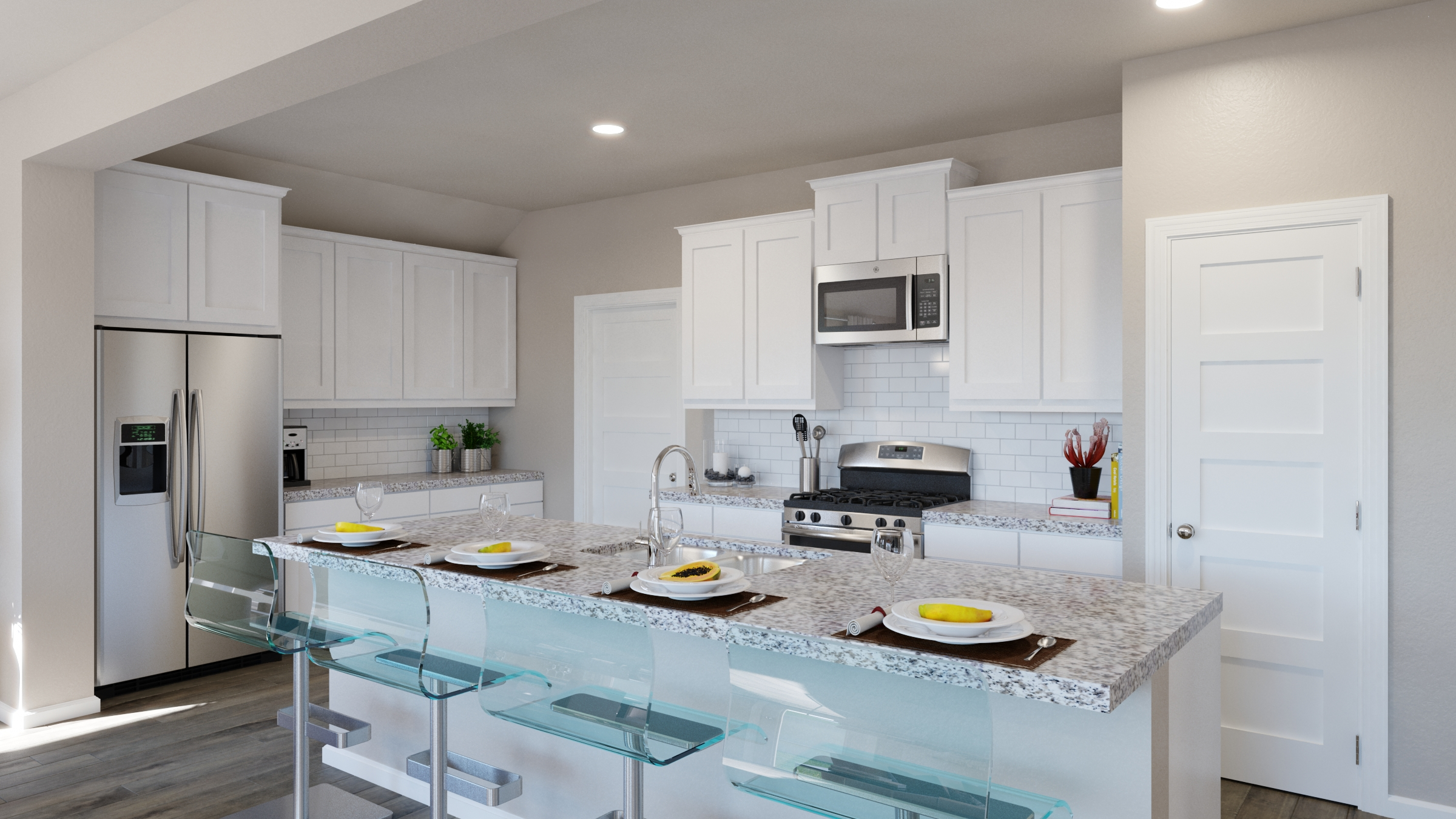 Trophy Signature Homes in Ventana