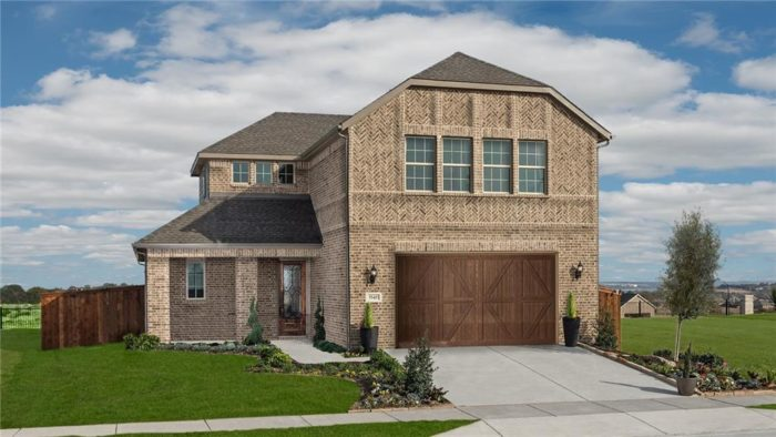 New Fort Worth Home Lennar Homes