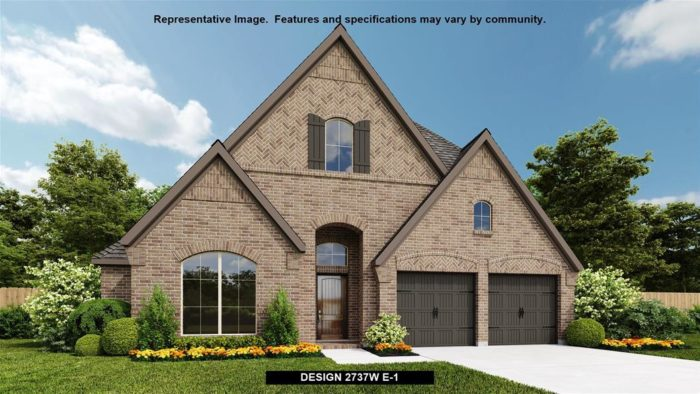 New Fort Worth Home Perry Homes