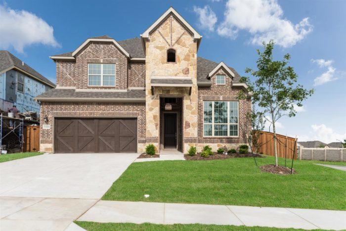 Trendmaker Homes New Fort Worth Homes
