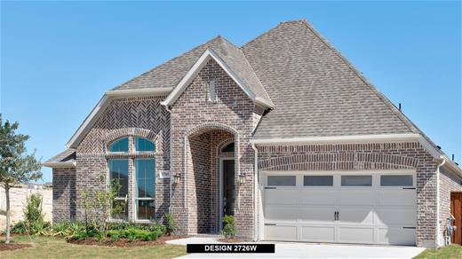 Perry Homes New Fort Worth Homes