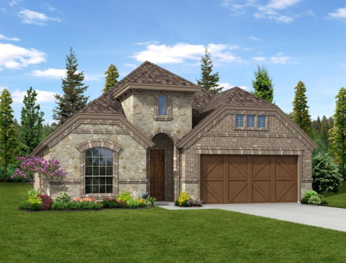 Trendmaker Homes New Ventana Homes